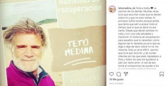 El Teto Medina rompió el silencio después de negarse a hacerse un antidoping
