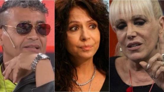 Patricia Sosa habló por primera vez del conflicto judicial de Valeria Lynch con Cau Bornes