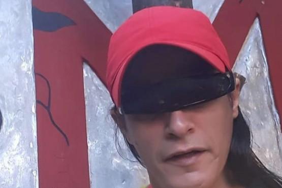 Hérnan, cantante de Mala Fama.