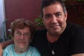 """""""Te vamos a recordar siempre"""", el desgarrador mensaje de Diego Pérez por la muerte de su mamá"""