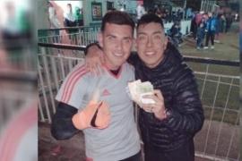 Leo Díaz: de los torneos clandestinos en el Conurbano a las tapas de los diarios