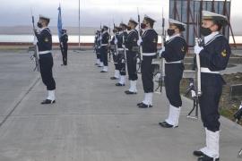 Río Gallegos: Se conmemoró el 207 Aniversario de la Armada Argentina