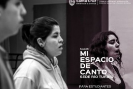 Escuela de Música Re Si - sede Río Turbio: inscripciones abiertas para el coro Infanto-Juvenil