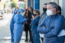 352 nuevos casos de COVID en Santa Cruz: 149 fueron en Río Gallegos