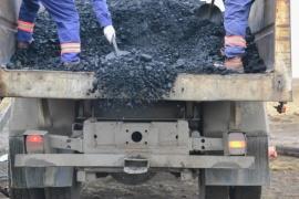 Municipalidad de Río Gallegos inició la entrega de carbón