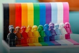 Lego lanzará su primer set LGBTQ para celebrar el Mes del Orgullo