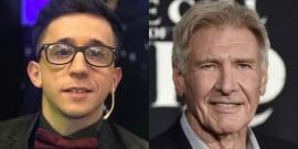 """Rodrigo Noya relató los detalles de su encuentro con Harrison Ford: """"Me pasó a buscar en una limusina"""""""