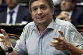 Le dieron el alta a Máximo Kirchner