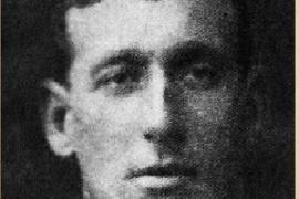 De arquero imbatible al Batallón 17: la historia del futbolista que truncó su sueño por la guerra