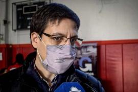 """Martín Medvedovsky: """"Es nuestro deber asistir y estar al lado de cada situación que así lo amerite"""""""