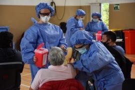 Más de 36 mil personas ya se vacunaron contra el Covid-19 en Trelew