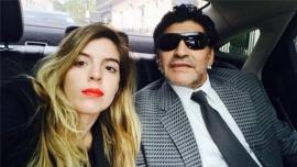 El emotivo mensaje de Dalma Maradona a seis meses de la muerte de Diego