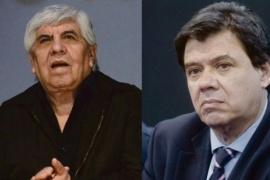 Paritarias: Hugo Moyano busca acuerdo por arriba del 40% para camioneros