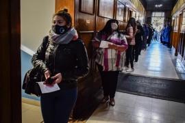 Baja cifra de positivos en los testeos a municipales