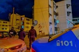Un grupo de jóvenes agredió a la policía en Río Gallegos
