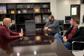 El Consejo de Pastores se reunió con Fernando Cotillo y acompañan medidas de prevención contra la Pandemia