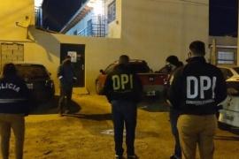 Allanamientos y registros de viviendas por el crimen de Antonella Diaz