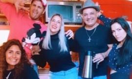 """El reencuentro de los ex Gran Hermano 2007 en plena pandemia: """"Festejamos el cumple de Nadia"""""""
