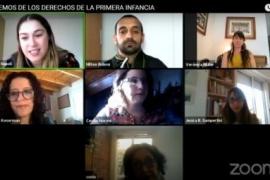 Se realizó el 1° Conversatorio abierto a la comunidad sobre Derechos de la Primera Infancia