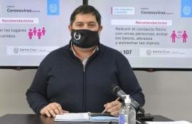 """Ezequiel Verbes: """"Quiero felicitar a los equipos que están trabajando en el proceso vacunatorio"""""""