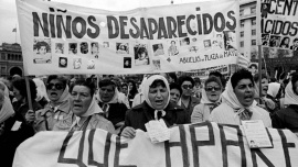 Campaña en el Exterior para dar con personas apropiadas en dictadura
