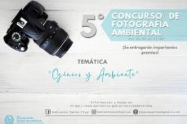 """Vº Concurso Fotográfico Ambiental """"Género y Ambiente"""""""