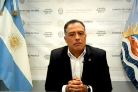 El Vicegobernador Eugenio Quiroga retoma sus funciones