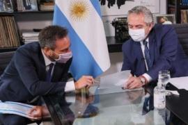 Alberto Fernández presenta la nueva Ley de Educación Ambiental Integral