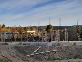 Provincia trabaja en la construcción de una Escuela de Nivel Inicial en el barrio Cordón Forestal