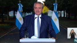 Alberto pidió disculpas por su frase sobre mexicanos y brasileños