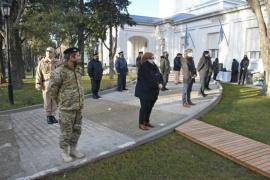 """Santa Cruz conmemoró el """"Día de la Afirmación de los Derechos Argentinos sobre las Malvinas"""""""