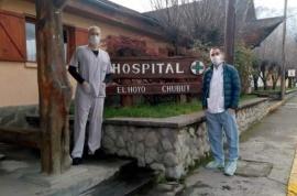 Asumió el nuevo director del Hospital de El Hoyo