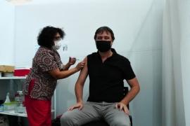 Avanza la Campaña de Vacunación Covid - 19 en Rada Tilly con más de 7000 dosis aplicadas