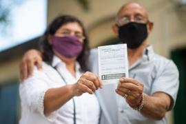 Nuevo récord del Plan de Vacunación: ayer se aplicaron 376.815 dosis en todo el país