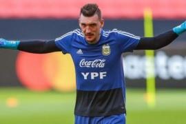 Selección Argentina: Armani volvió a dar positivo y está en duda para el debut en la Copa América