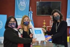 "El Gobierno provincial entregó la matrícula a la Cooperativa ""Naranja"""