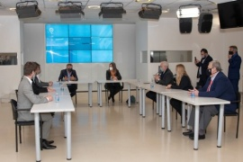 ENACOM y el Ministerio de Seguridad firmaron un convenio para el servicio de localización de llamadas de emergencia