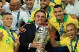 Brasil registró 41 casos de Covid-19 vinculados a la Copa América
