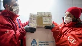 Llegarán 6.600 dosis de vacunas a Santa Cruz