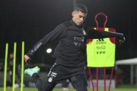 Selección Argentina: Romero trabajó a la par y podría ser titular contra Uruguay por la Copa América