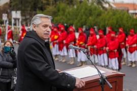 """Alberto Fernández: """"Voy a trabajar por reconstruir un país federal"""""""