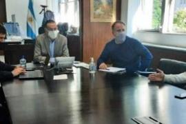 Mauricio Gómez Bull desarrolló importante agenda de trabajo en Buenos Aires