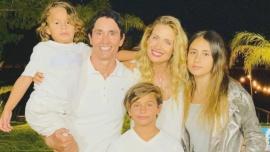 Sebastián Estevanez confirmó que espera su cuarto hijo con Ivana Saccani