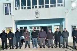 Concretaron reuniones de planificación e inspección en los edificios penitenciarios de Santa Cruz