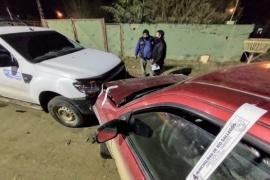 Triple colisión con lesionados en Río Gallegos