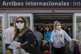 Casi 40% de quienes llegan del exterior no cumplen la cuarentena obligatoria por coronavirus