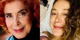"""Mirta Busnelli fue abuela por primera vez: """"La llegada de un niñe al mundo es alegría"""""""