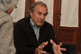 Preocupación por la salud de Carlos Reutemann: empeoró su estado y regresó a terapia intensiva