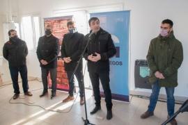 Entrega de viviendas del Plan Procrear en Río Gallegos