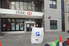 Bancos se suman al programa de recolección diferenciada en Río Gallegos